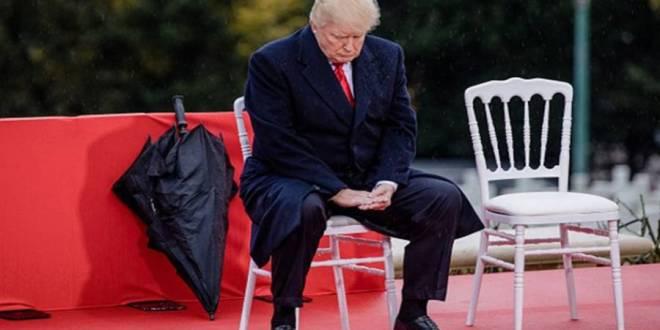 صحافة إندبندنت  ترمب فقد السيطرة وأصبح في حالة سقوط حر