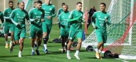 ملخص مباراة الجزائر3  وزيمبابوي 1 بتعليق حفيظ دراجي