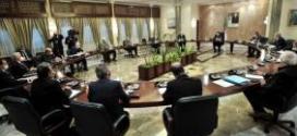 اخبار محلية .. اجتماع الحكومة دراسة 7 مشاريع تخص قطاعات المالية، الطاقة والثقافة