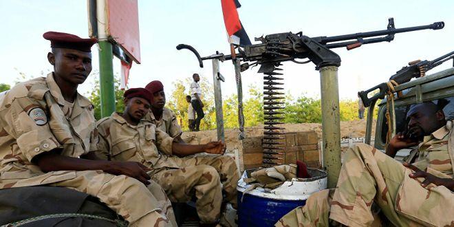محاولة انقلاب فاشلة في السودان