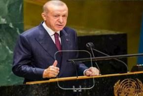 """طيب أردوغان ينتقد النظام العالمي في التعامل مع كورونا ويعلن عن لقاح """"توركوفاك"""" التركي"""