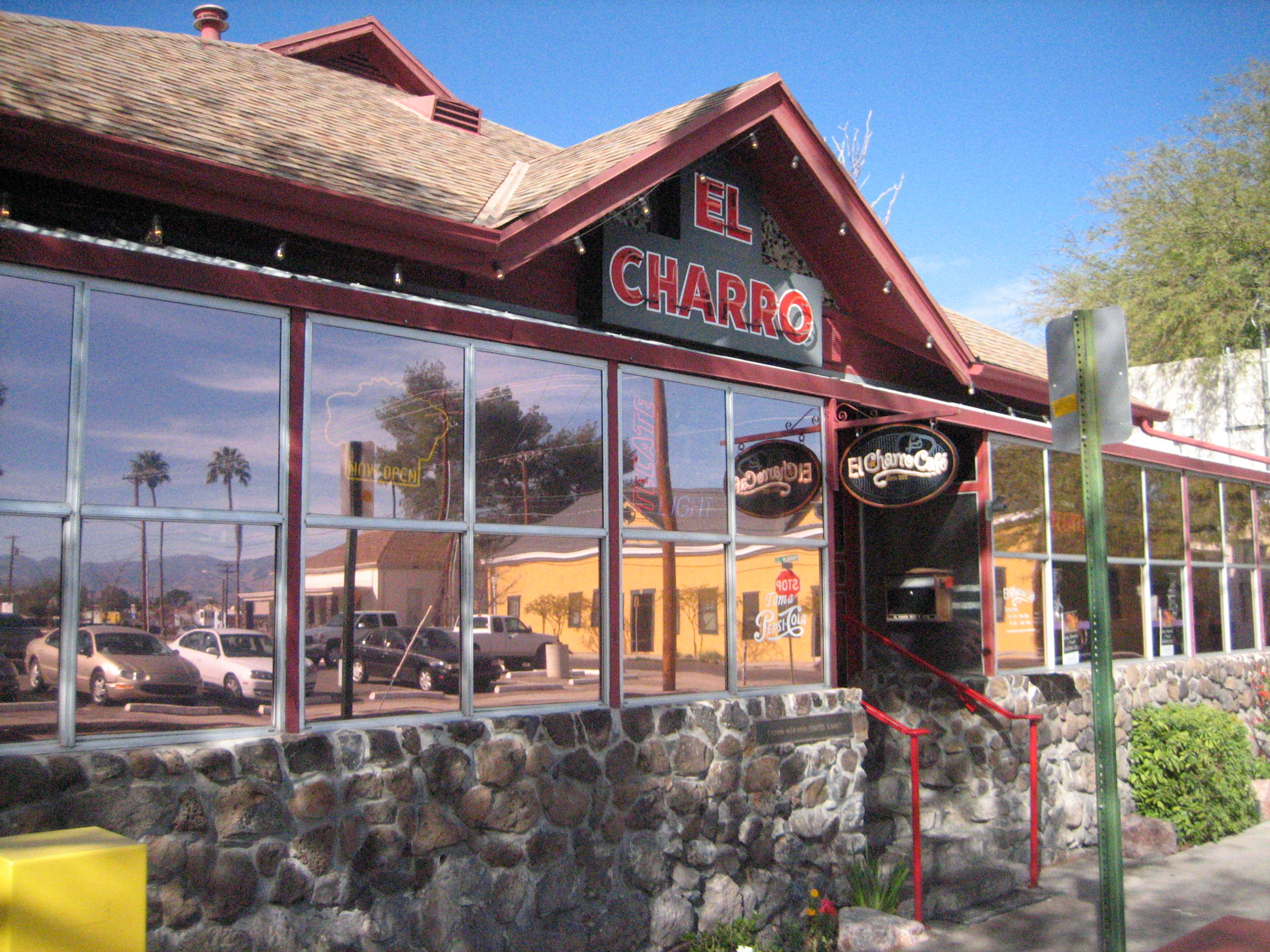El Charro Café - Downtown