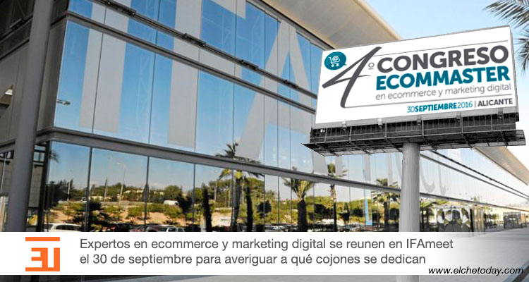 Expertos en ecommerce y marketing digital se reunen en IFA el 30/9 para averiguar a qué cojones se dedican