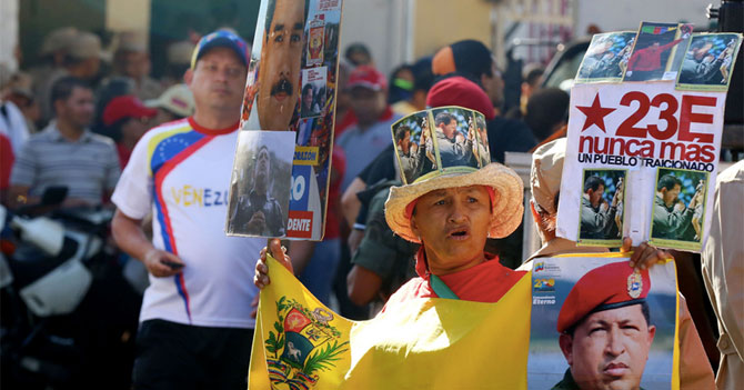 Risultati immagini per marcha PSUV