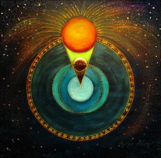 Hoy eclipse de sol y super luna for En que ciclo lunar estamos hoy