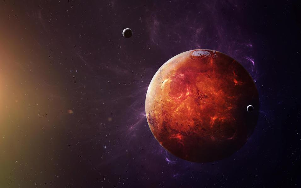 Marte en Cáncer : 4 de Junio al 20 de Julio 2017