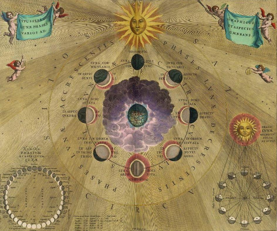 Preludio de luna nueva en aries for En que ciclo lunar estamos hoy