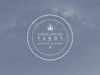Arcanos Menores : Curso Online de Tarot Evolutivo