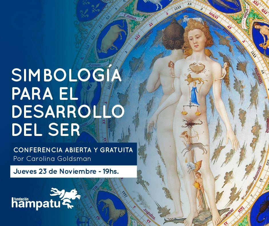 Conferencia gratuita: Simbología para el desarrollo del ser El Camino de la Astrologia, el Eneagrama, el Tarot, el I-Ching y los Sueños