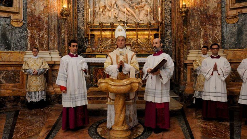 Resultado de imagen de the young pope