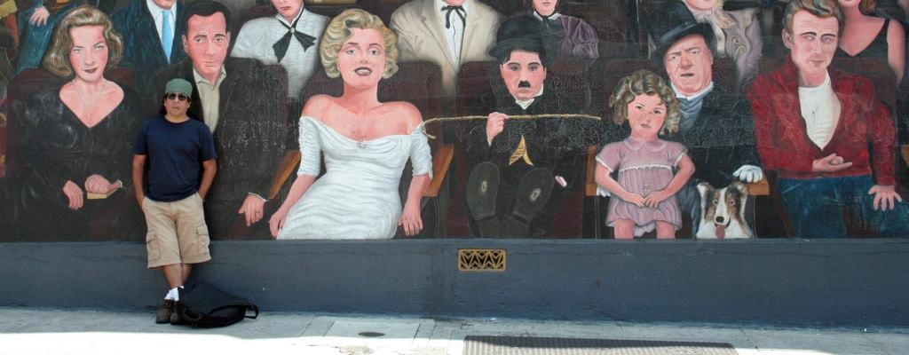 dalton mural