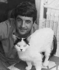 lichi y su gato