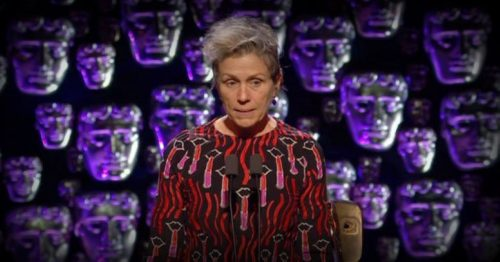 BAFTA 2018 - Frances McDormand