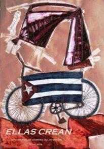 Lourdes de los Santos - Ellas crean - cartel
