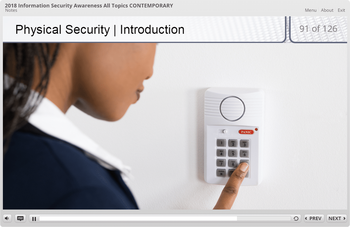 Personal Security Training Courses