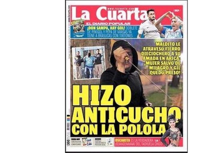 Construir identidad a través de diarios de Chile y Perú: Una ...