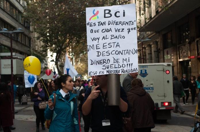 huelga BCI