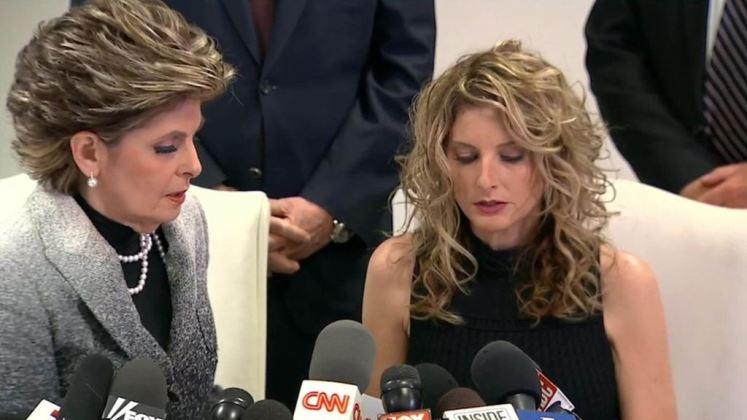 Trump es demandado por mujer que lo acusó de abuso sexual