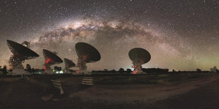 Los astrónomos están a punto de determinar el origen de los enigmáticos 'estallidos rápidos de radio' del espacio