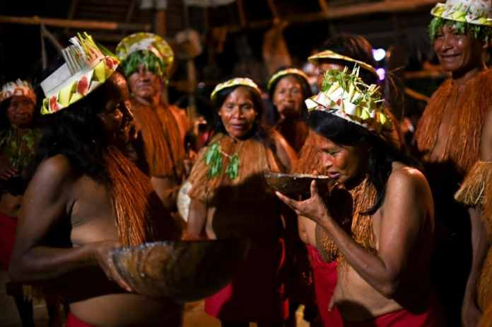Embarazadas indígenas
