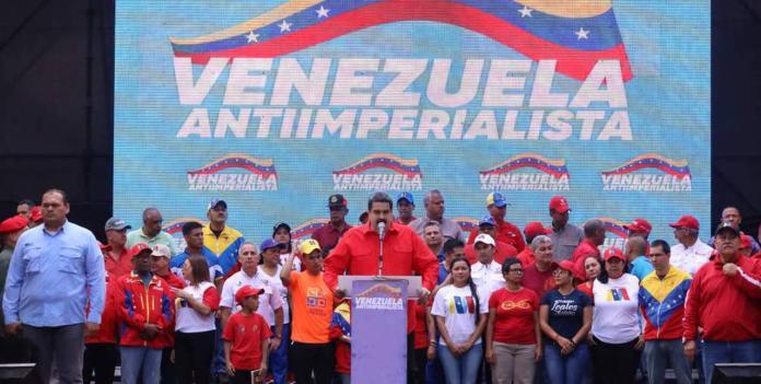 Maduro: Venezuela aboga por la paz y el respeto a Siria