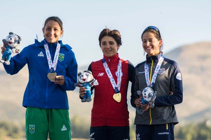 Chile ascendió al tercer lugar en Juegos Suramericanos