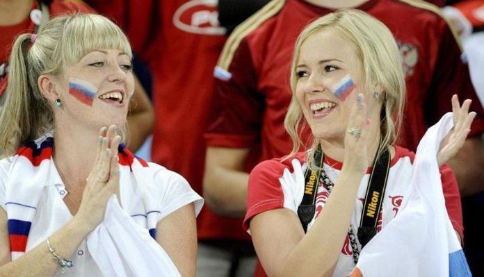 mujeres en mundial de rusia