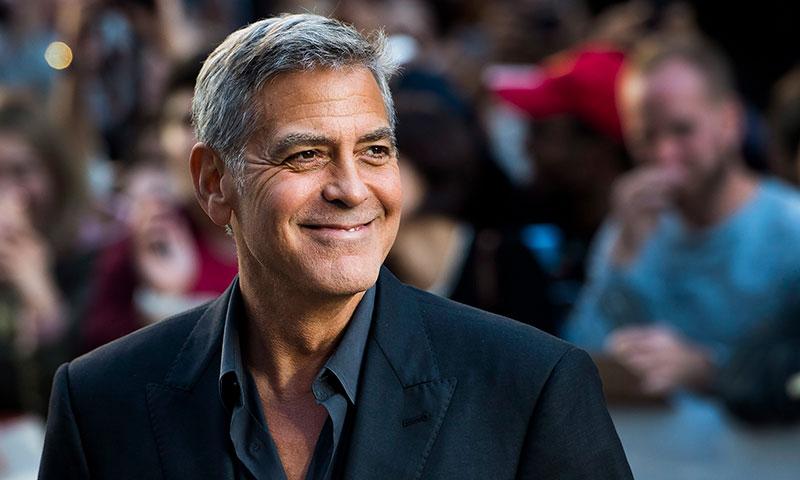 ¡Gracias al tequila! George Clooney es el actor mejor pagado del mundo