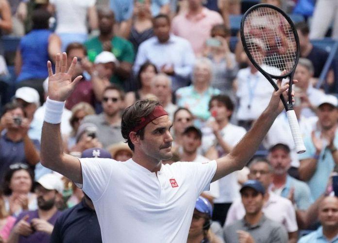 Roger Federer Abierto Estados Unidos