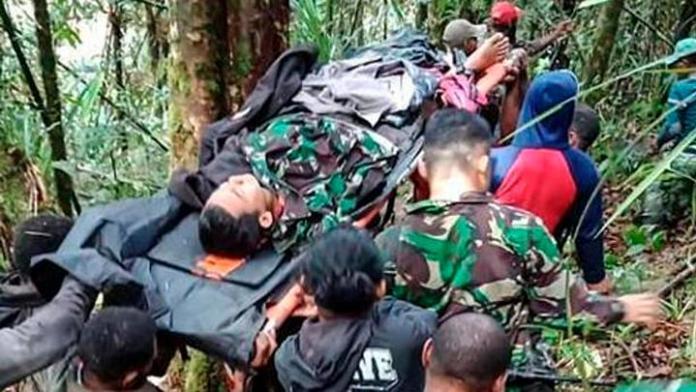 Milagroso: Menor de 12 años único sobreviviente de accidente aéreo en Indonesia