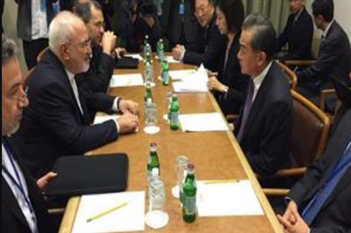 China e Irán mantendran relaciones economicas