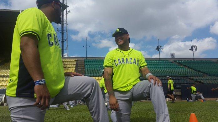 Leones del Caracas Pretemporada