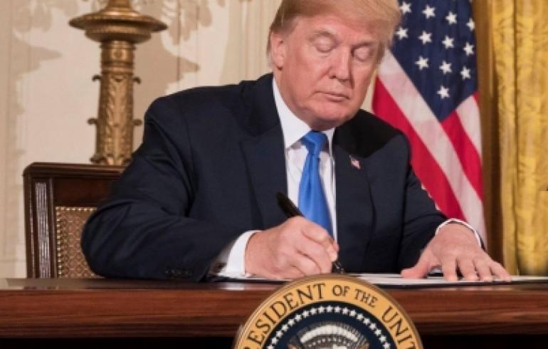 cambios en el gabinete de trump