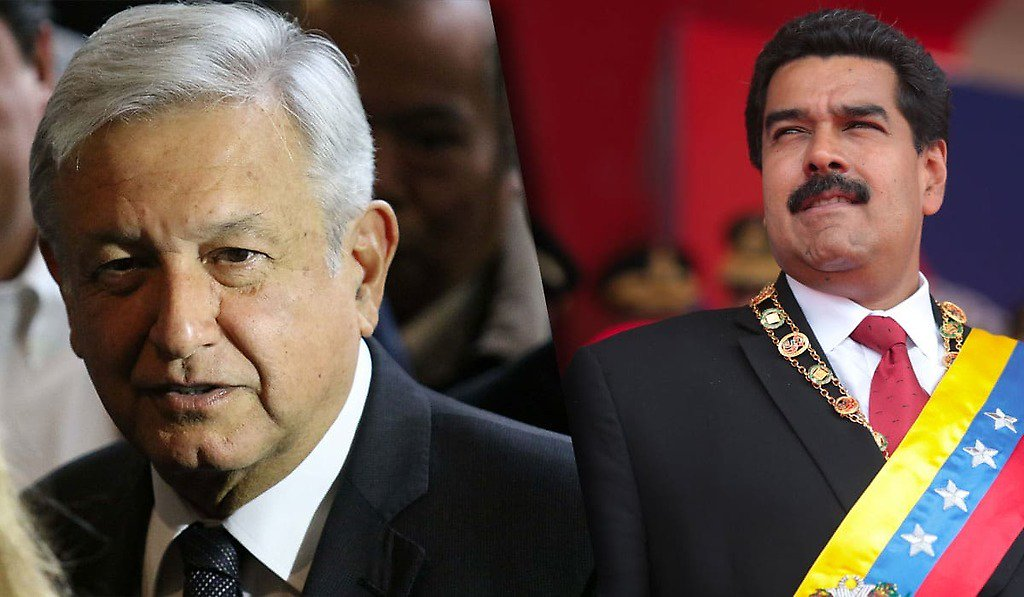 AMLO signa diplomacia mexicana con base en el respeto a la soberanía