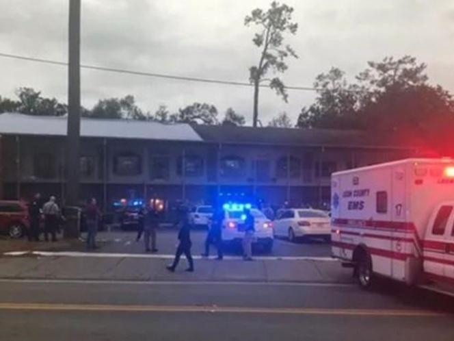 Un Hombre asesina a dos personas en un estudio de yoga en Florida y luego se suicida