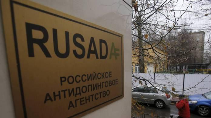 Rusia Antidopaje