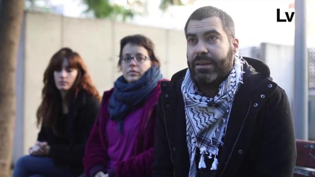 8 activistas españoles enfrentan 4 años de cárcel por defender la causa palestina