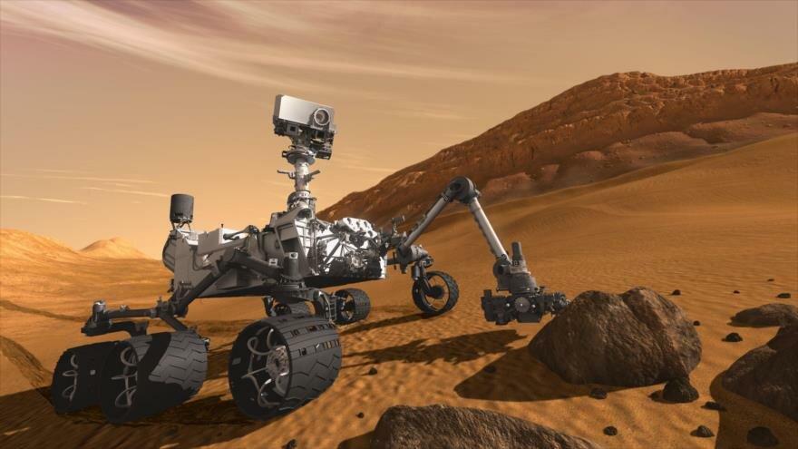 ¿Vida extraterrestre? Hallan materia orgánica similar a los meteoritos