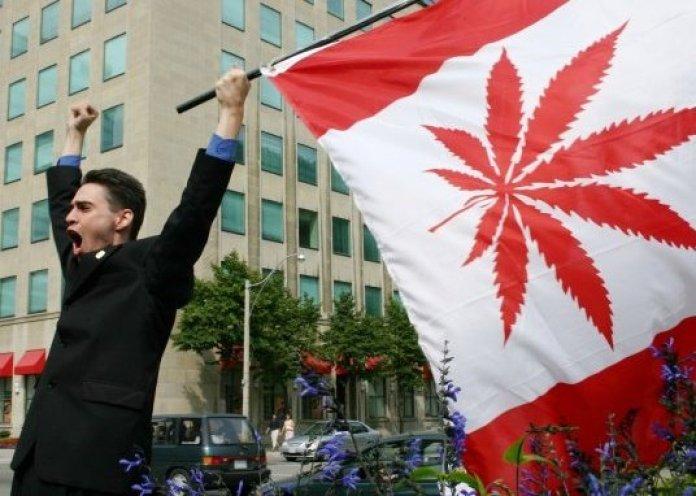 Canadá legalizó la venta de marihuana en octubre 2018