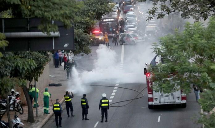Huelgas brasil