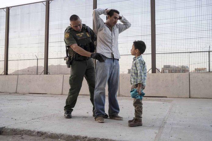 Detención frontera