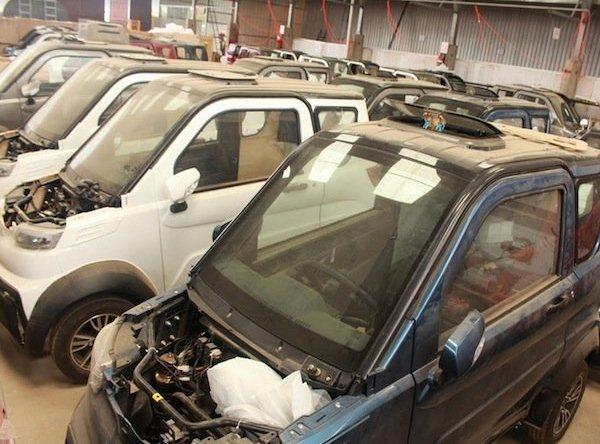 fábrica autos