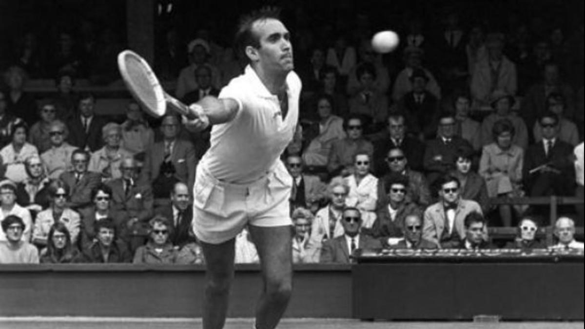 (Fotos) Condolencias de varios tenistas españoles ante la muerte de su pionero Andrés Gimeno