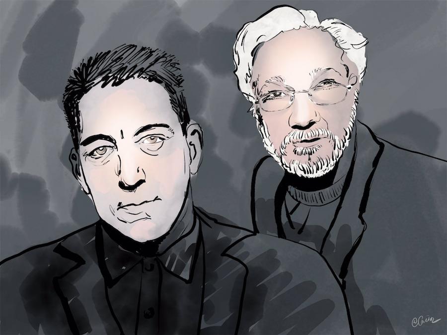 Greenwald Assange