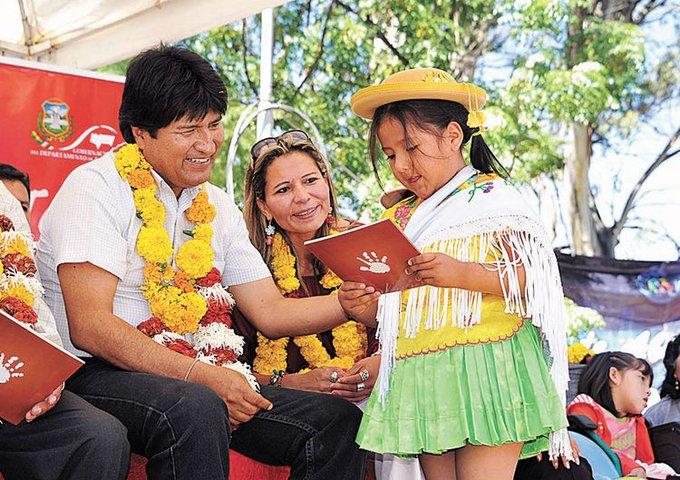Evo Morales postulado al Premio Nobel de la Paz: «Es símbolo de resistencia»