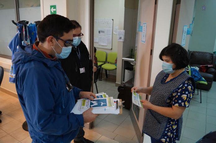 Testeo Hospital de Osorno