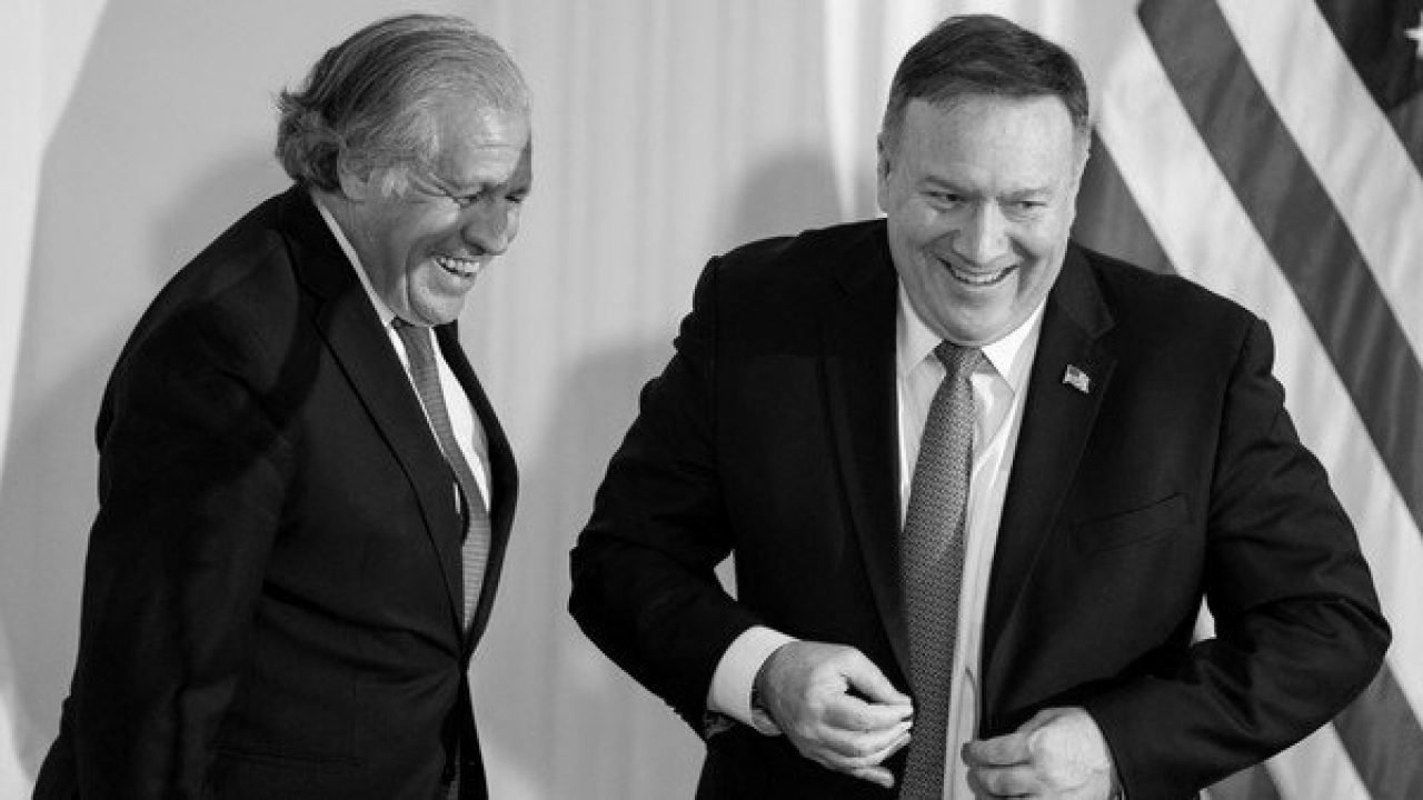 Elecciones Bolivia: Congresista norteamericana denuncia que «Trump y la OEA tienen una alianza siniestra»