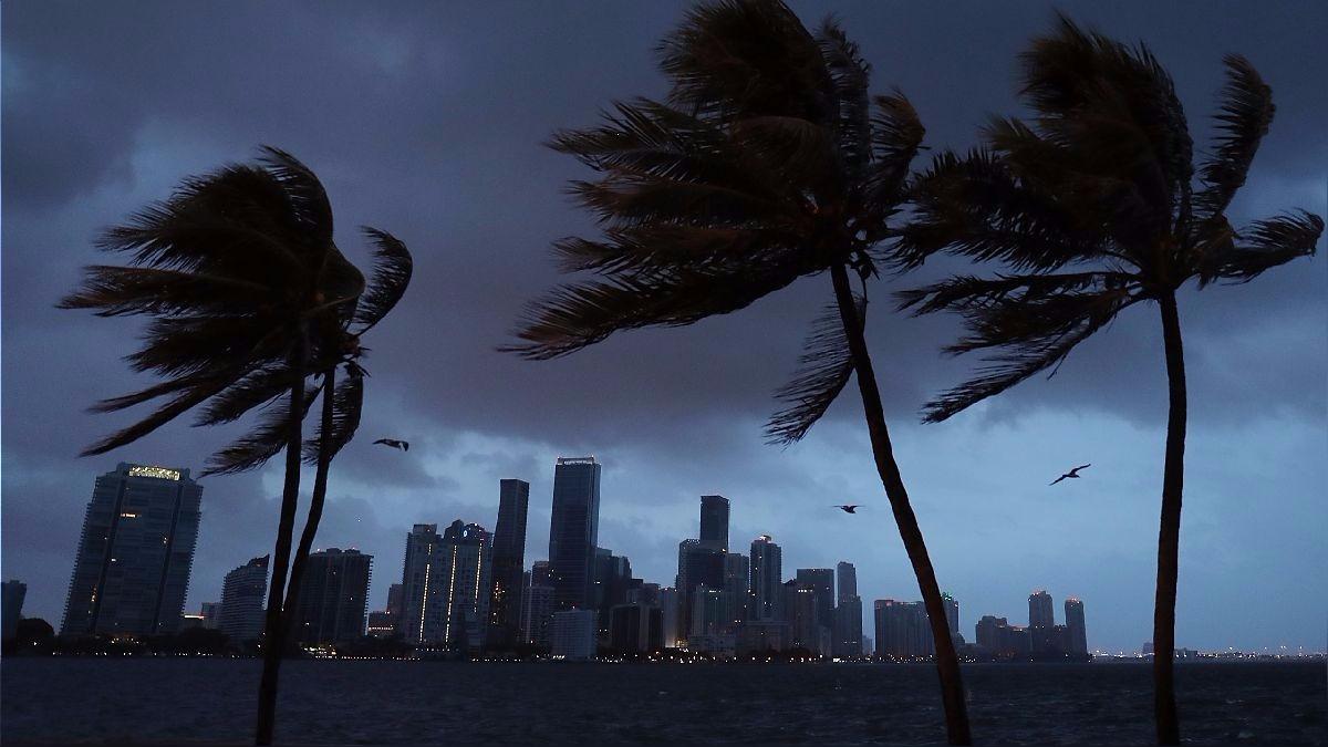 Por qué las tormentas tropicales del Atlántico se quedarán pronto sin nombres