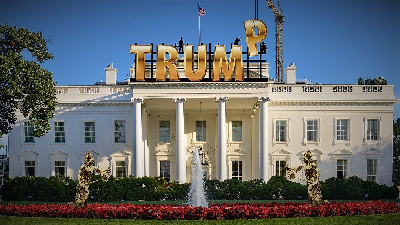 Así Trump convirtió la Casa Blanca en su mundillo de negocios personales