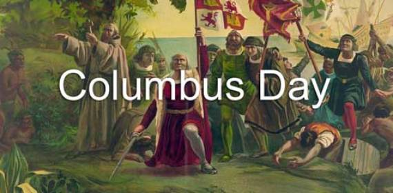 Columbus Day Lesson